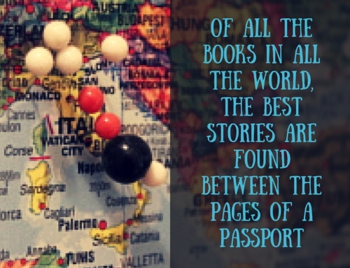 Friday Inspiration – Of All The Books